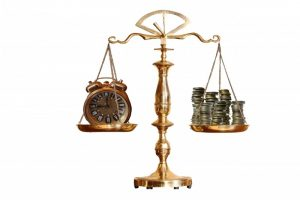 justice-scales-balance-lawyer-lowers-fee-money